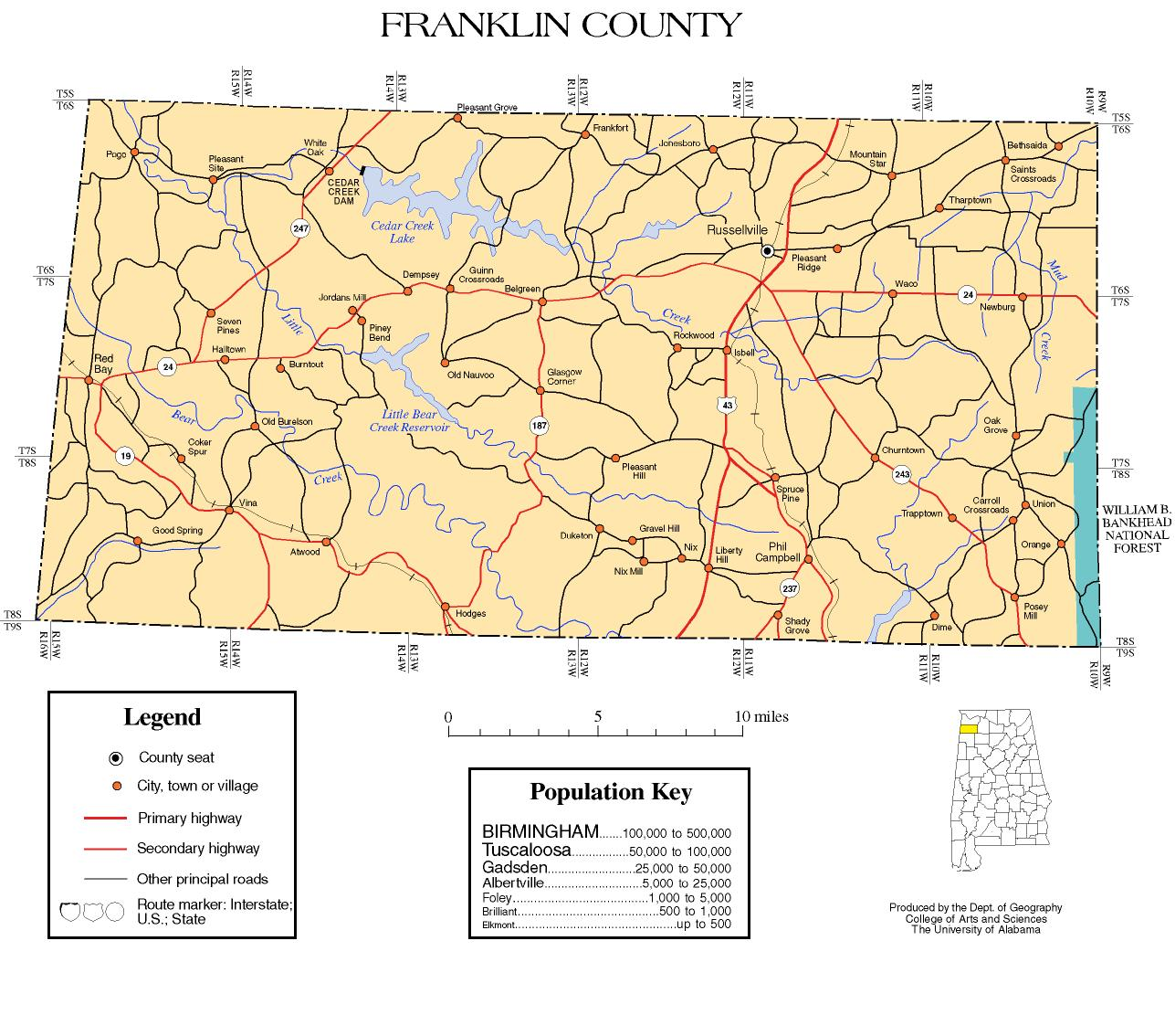 Franklin County Property Tax Information