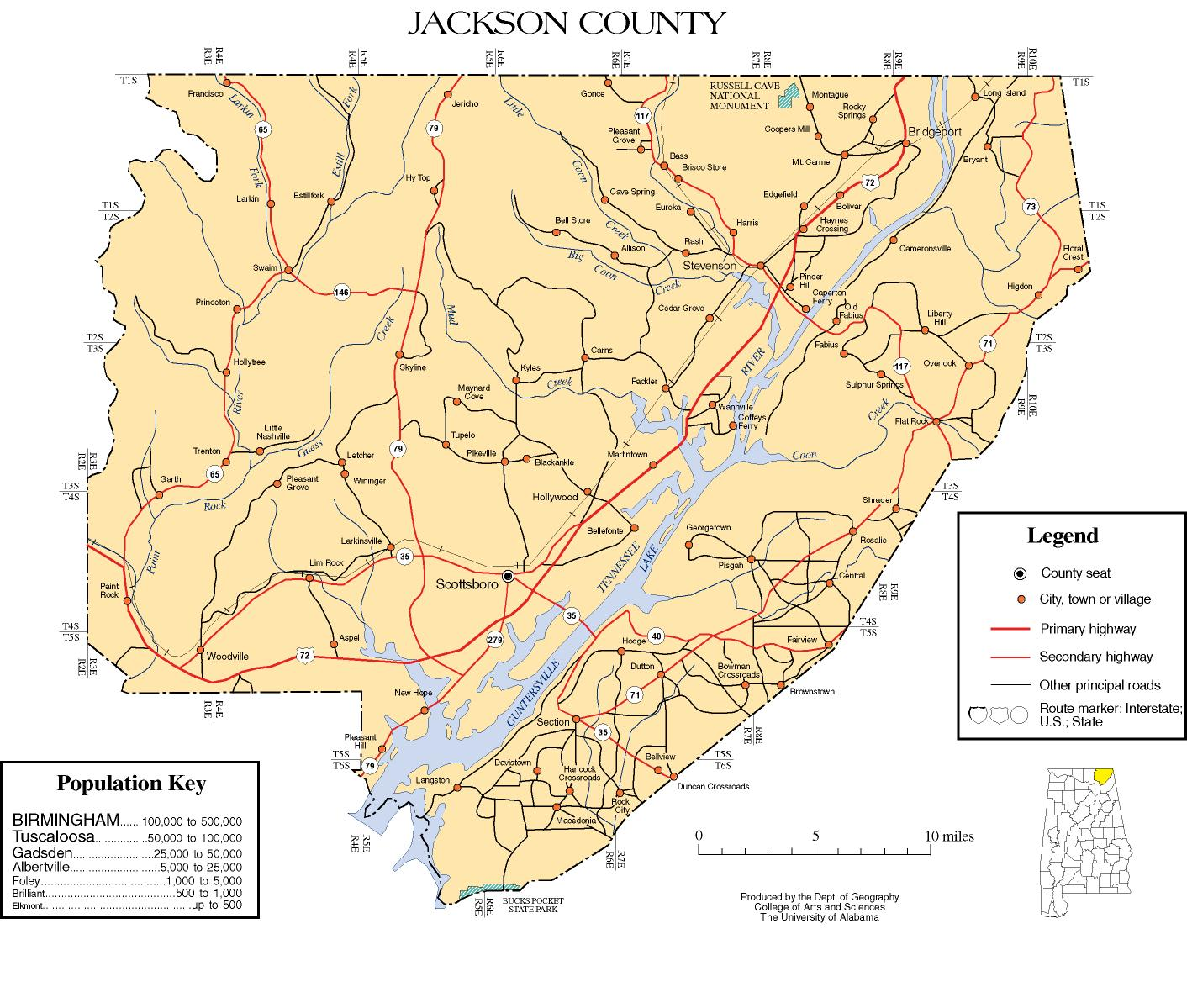 Jackson County Alabama  Wikipedia