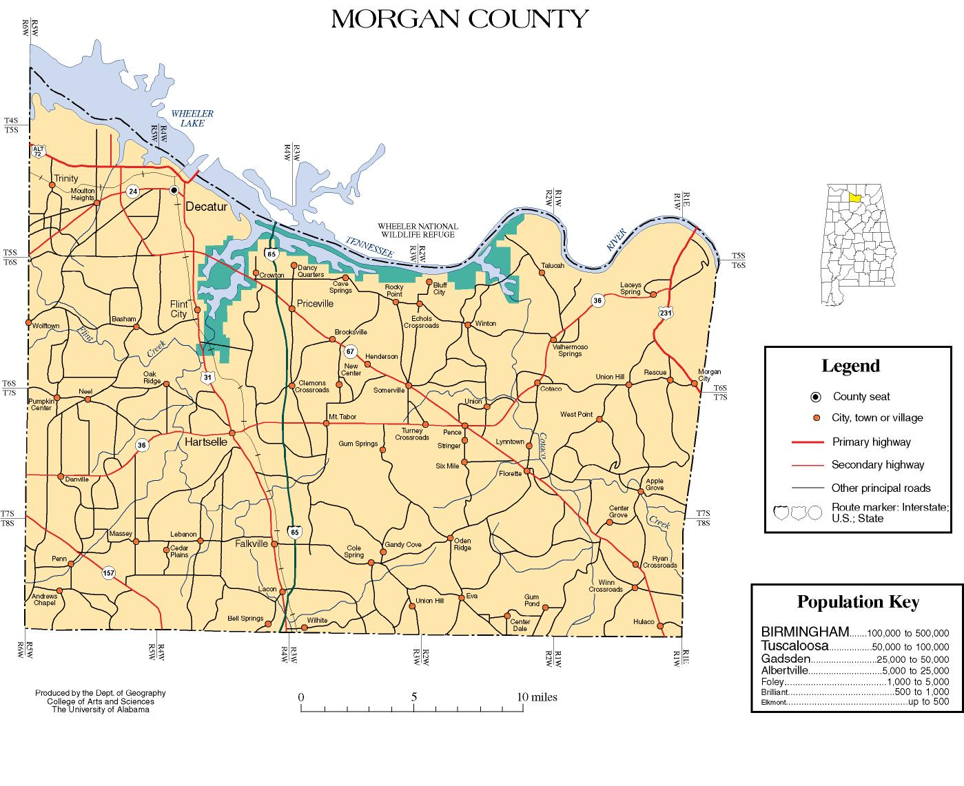 Morgan County Alabama Free Public Records Court Records
