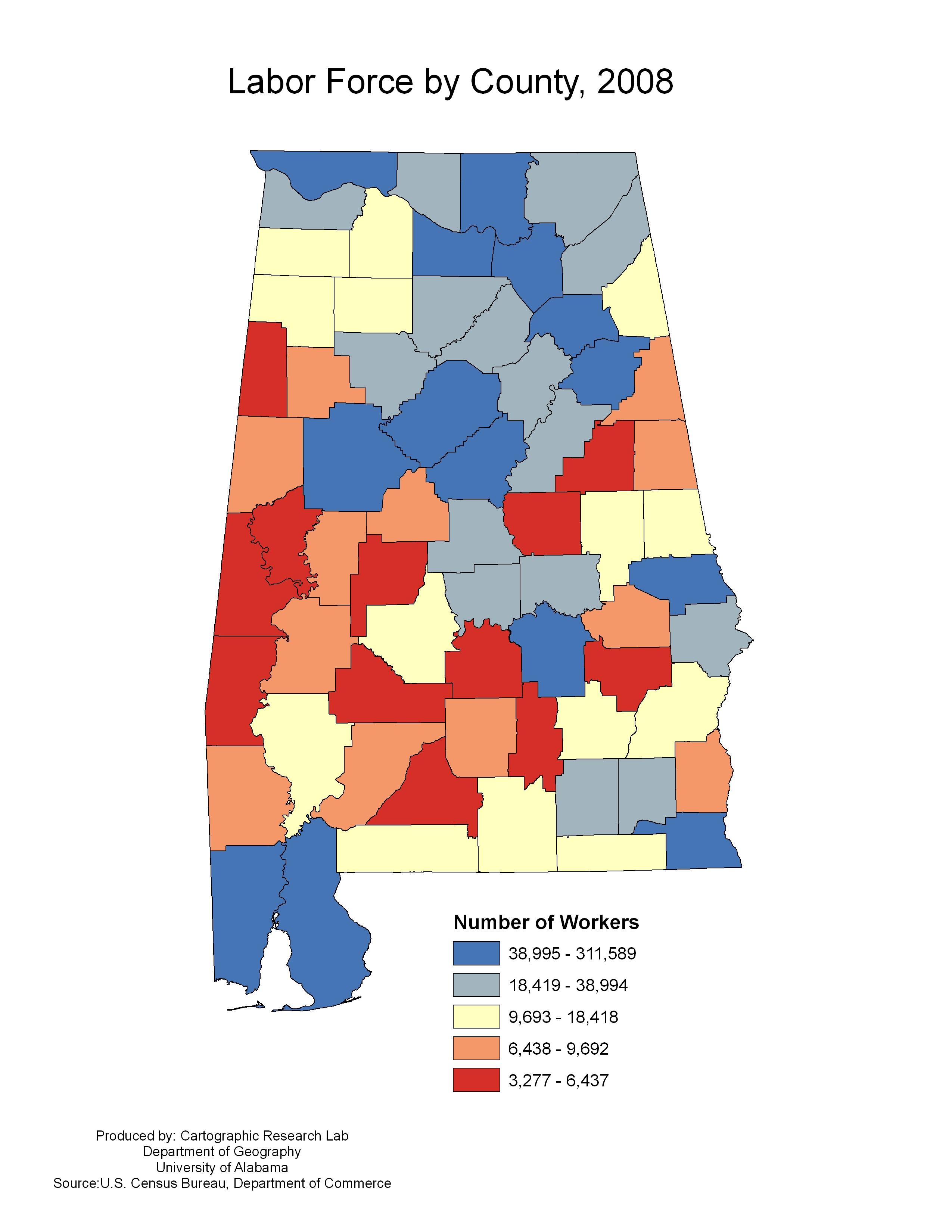 Alabama ...