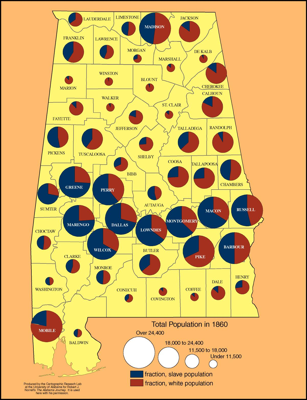 Alabama Maps  Historic