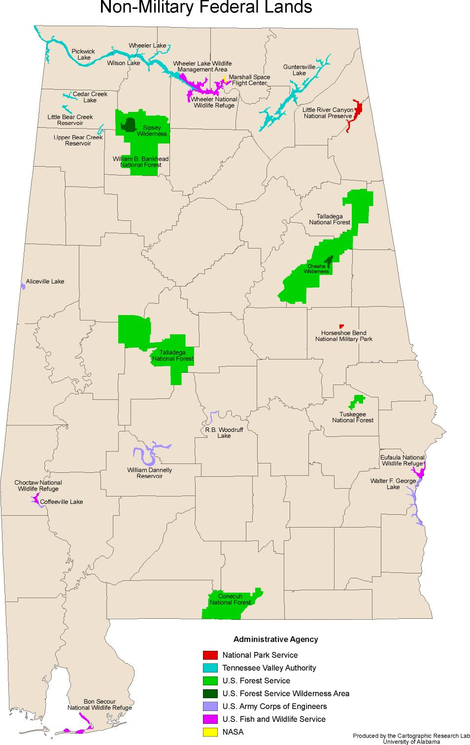 Alabama Outline Maps And Map Links - Color temperature us voting map