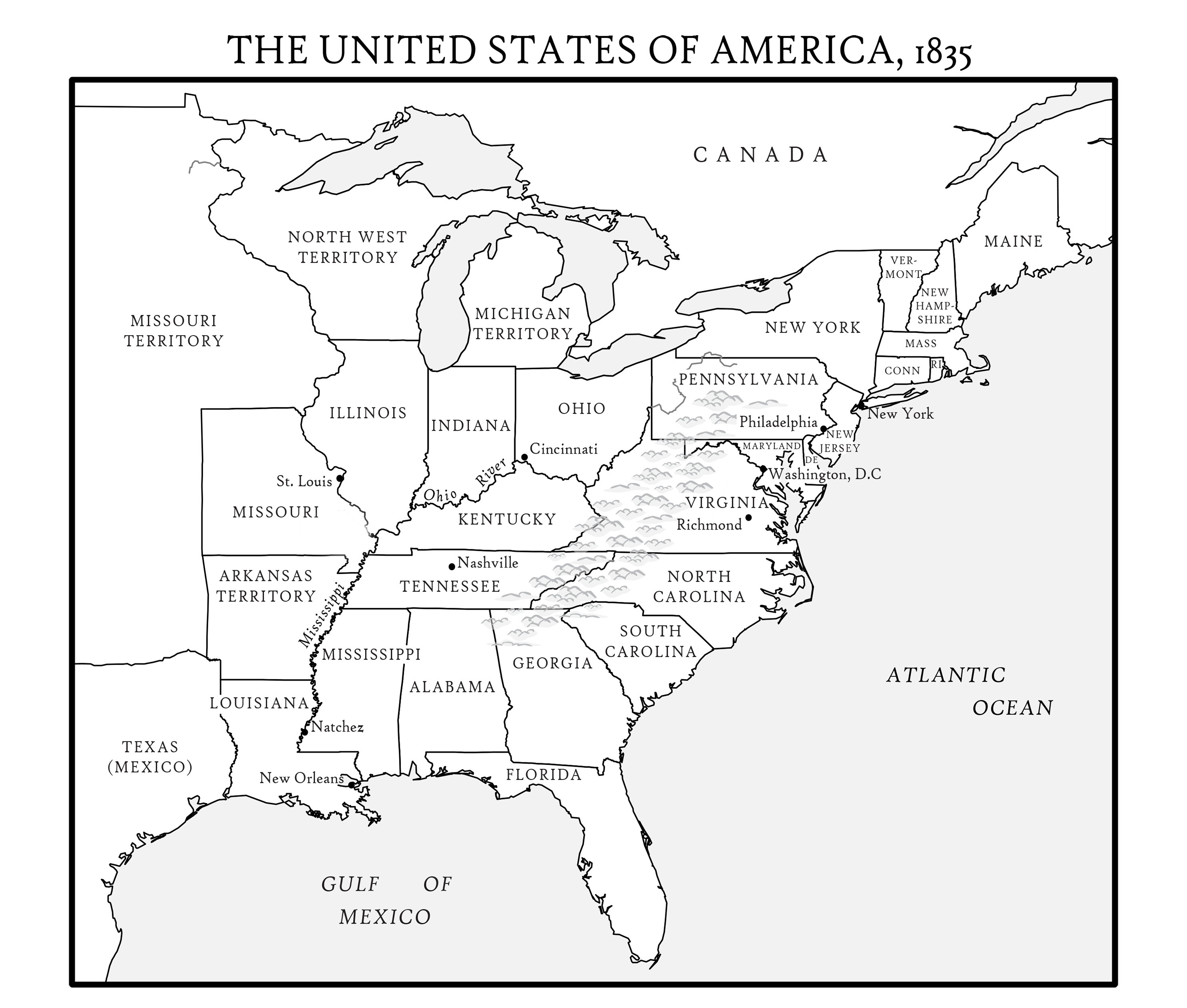 "the history of federalism in the united states The history learning site ""the powers not delegated to the united states by the america has throughout its history seen federalism defined in a."