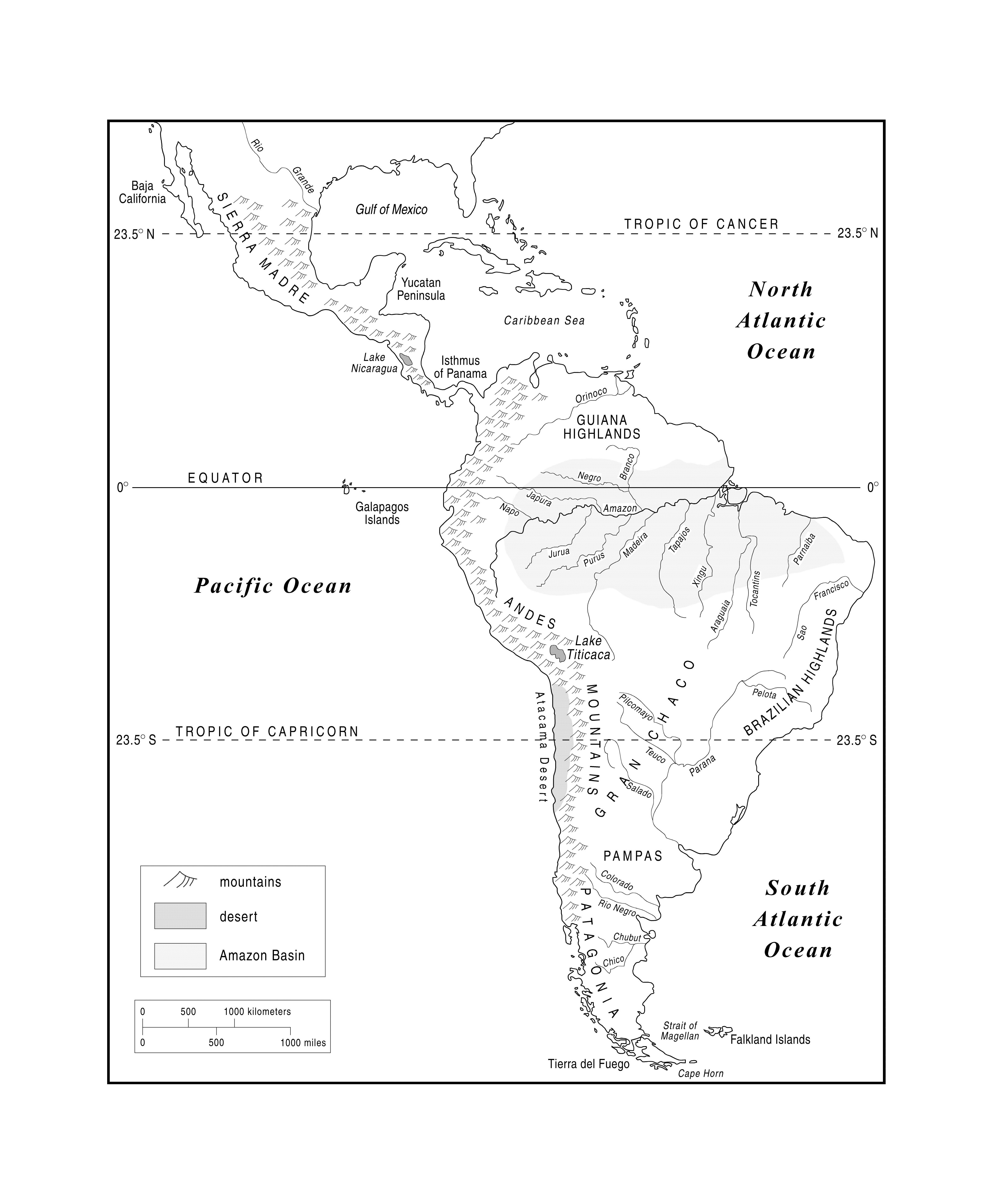 Maps of the Americas, page 2