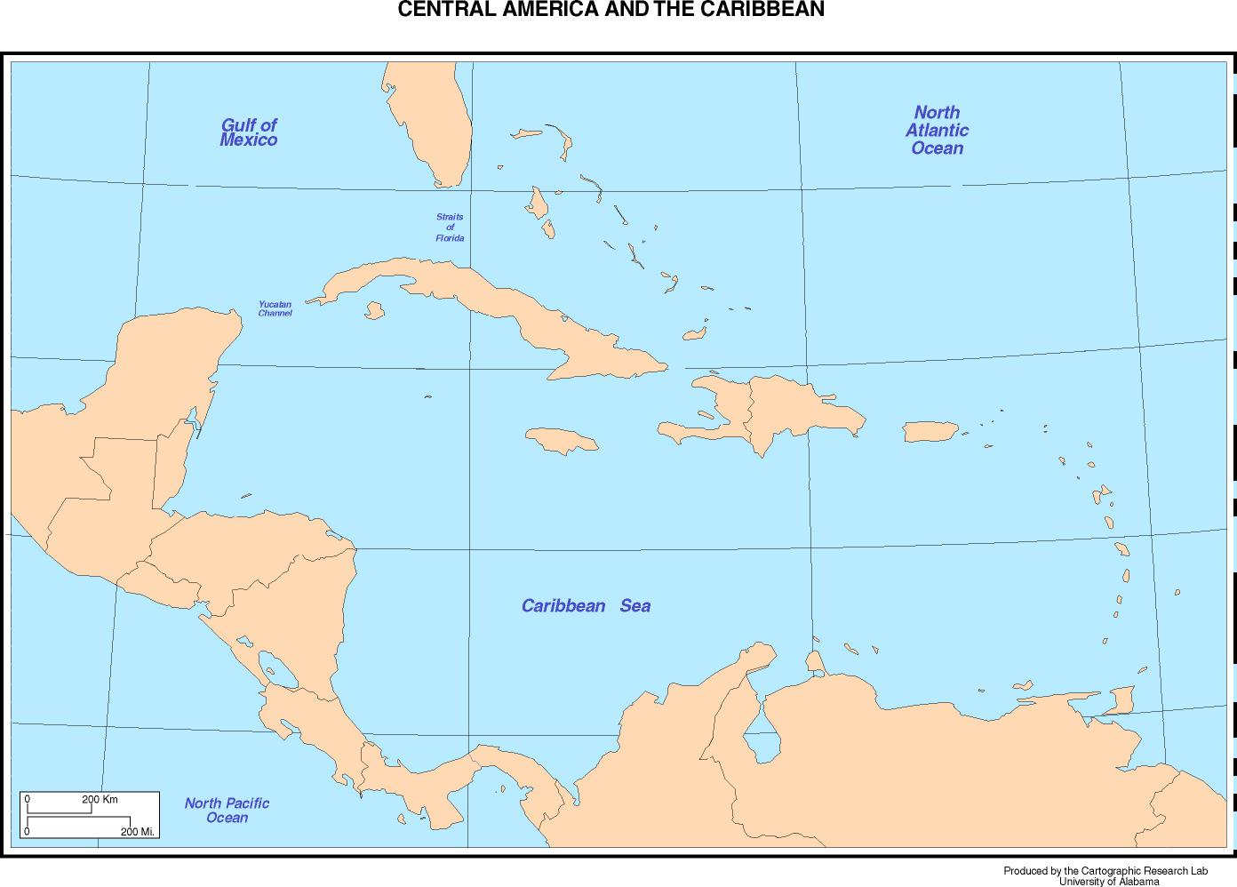 Maps Of The Americas Latin America Printable Blank Map South - South america capitals map quiz