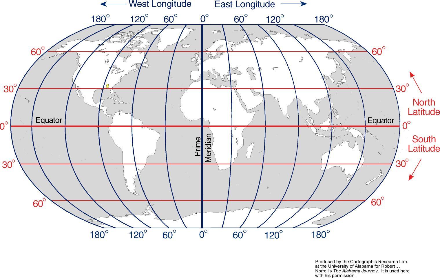 Workbooks latitude and longitude worksheets pdf : Maps of the World