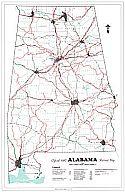 Historical Maps Of Alabama