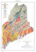 Historical Maps Of Maine